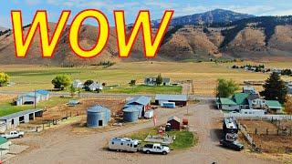 WEIRD, WONDERFUL Wyoming Rν Campsites (via Harvest Hosts)