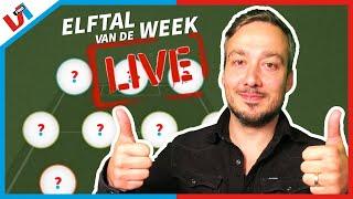 HET ELFTAL VAN DE WEEK LIVE! Met Suley en Jarno!