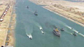 Большие надежды: новый Суэцкий канал изменит экономику Египта