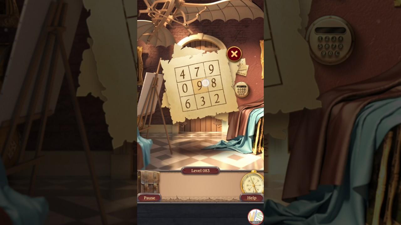 100 Doors Challenge 2 Level 83 Walkthrough Gameplay Youtube