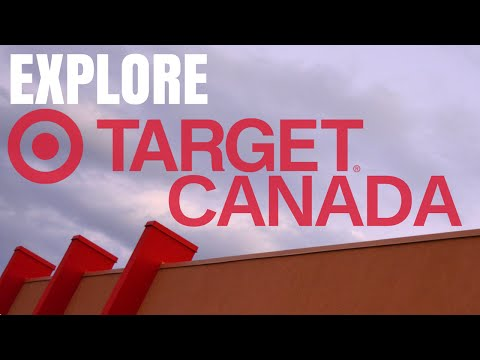 Explore - Abandoned Target Canada