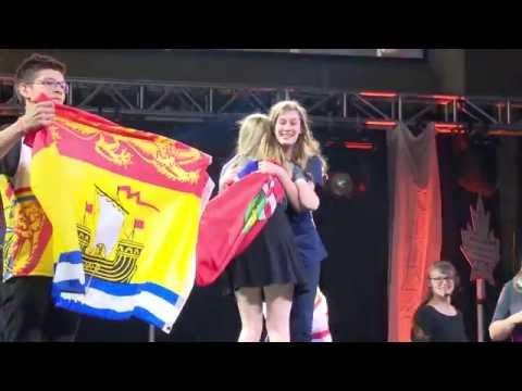 SCNC 2016 Highlight Video  / Video des Olympiades 2016