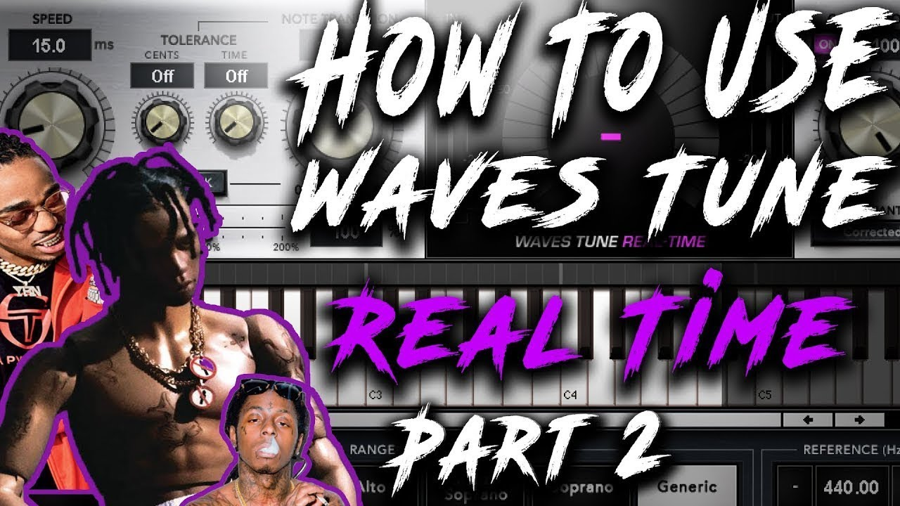 how to use waves tune real time live vocals and automation youtube. Black Bedroom Furniture Sets. Home Design Ideas