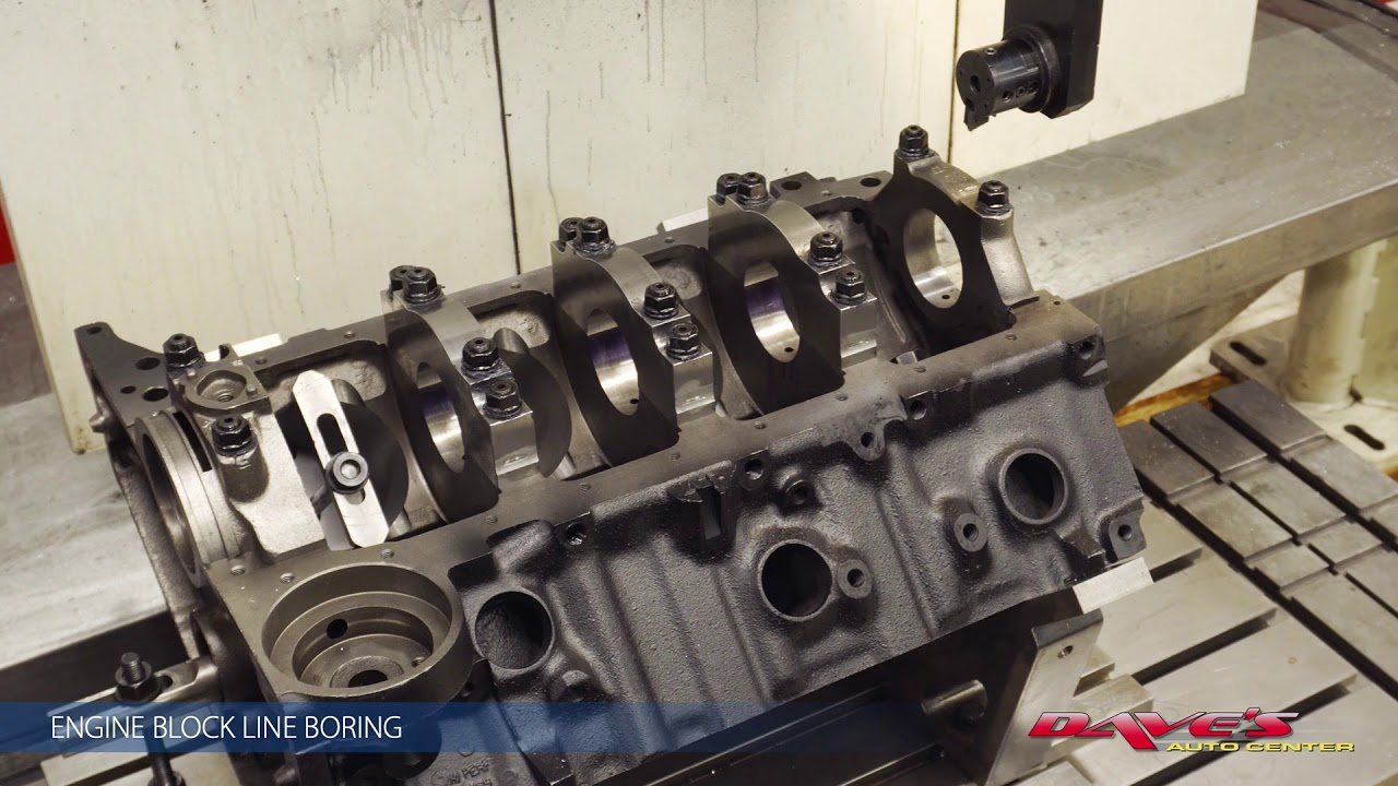 Engine Repair Experts | #1 Machine Shop in Utah - Dave's