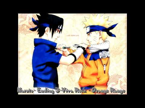 Naruto - Ending 3 - Viva Rock - Orange Range