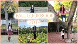 Fall Lookbook 2014! Thumbnail