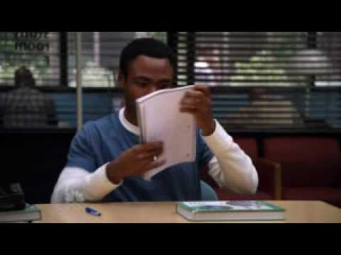 Community - Troy's joke