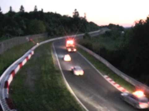 Nürburgring 24 Hours - Motor Sport video podcast
