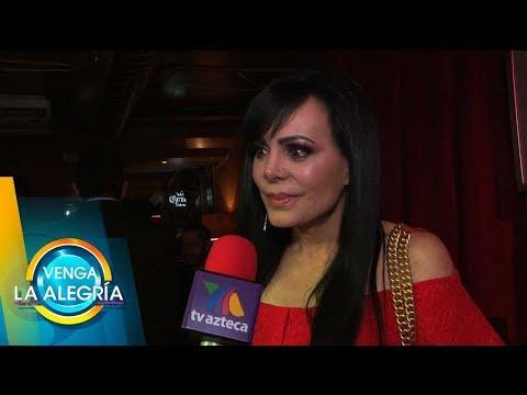 ¡Maribel Guardia pide a productores de Aventurera incluir a Carmen Salinas! | Venga La Alegría