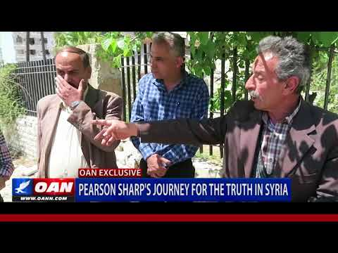 OAN'S PEARSON SHARP REFUTES MSM REPORTS OF ALLEGED SYRIAN CHEMICAL ATTACK