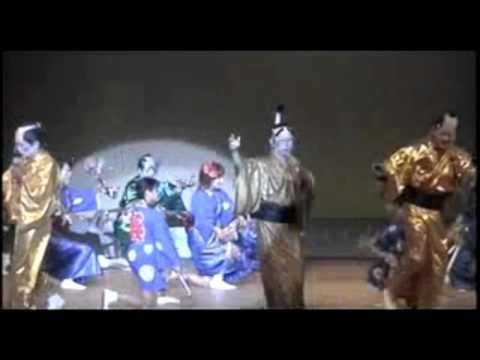 「踊ってみた」・・・マツケンサンバⅡ_2005年版