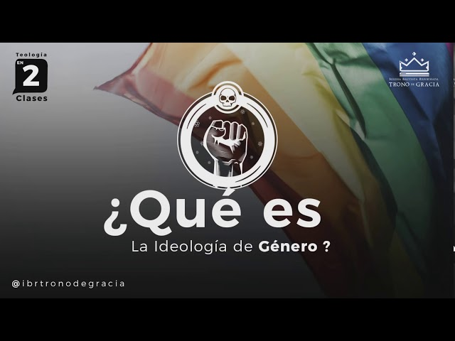 Ideología de Genero la raíz del caos / Clase 1 / Ps. Plinio Orozco / Teología en 2 clases