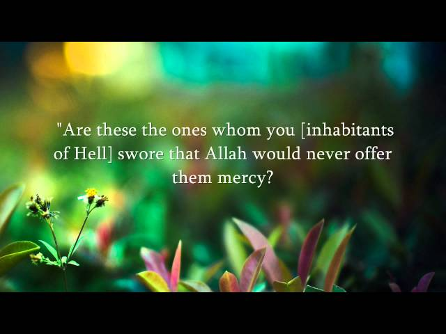 Emotional | Surah Araf | v44-53 | Muhammad al Luhaidan | ???? ????????