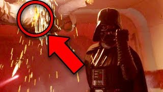 Star Wars Best Darth Vader Scene Breakdown! (Rogue One Rewatch)
