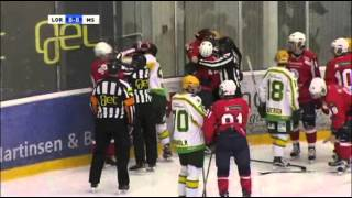 GET-Ligaen Dirty Hits and Scraps