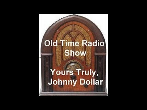 Johnny Dollar Radio Show The Callicles Matter All 5 EPs otr old time radio