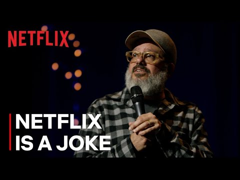 David Cross: Making America Great Again!  Empathy  Netflix Is A Joke  Netflix