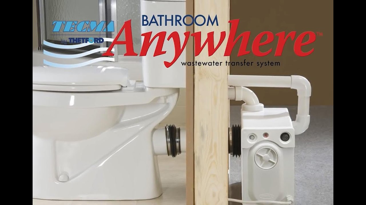 Bathroom Anywhere by Thetford - YouTube