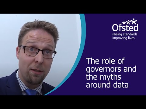 The Role Of Governors And The Myths Around Data