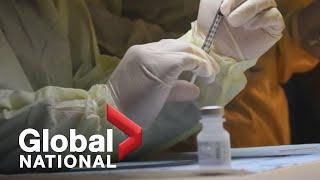 Global National: Feb. 26, 2021 | Health Canada approves Oxford-AstraZeneca's COVID-19 vaccine