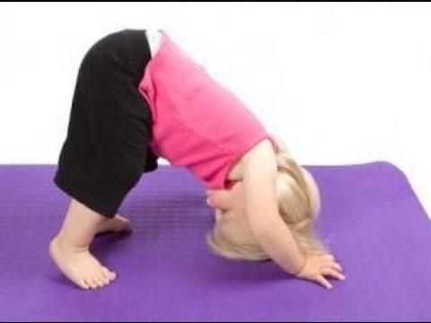 Yoga for childrens