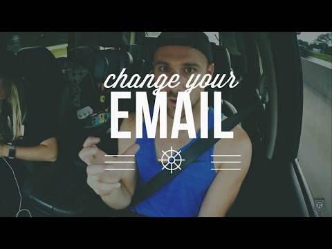 Change your Email Address RIGHT NOW!!!