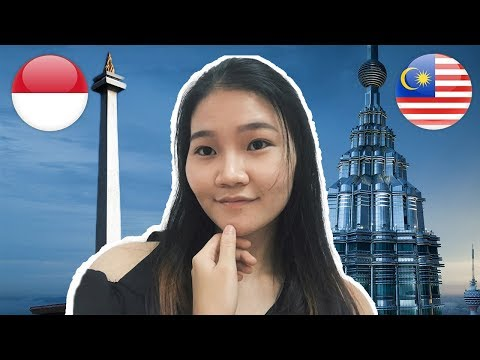 7 Things I Love About Malaysia  | Malaysia vs Indonesia (Bahasa Indo sub)