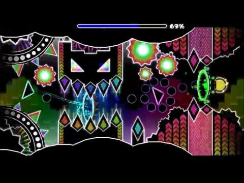 Geometry Dash - Subterranean Animism by EVW (and others)