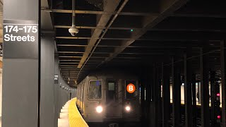 ⁴ᴷ 174th/175th Street Station | Enhanced Station Initiative Rebuild