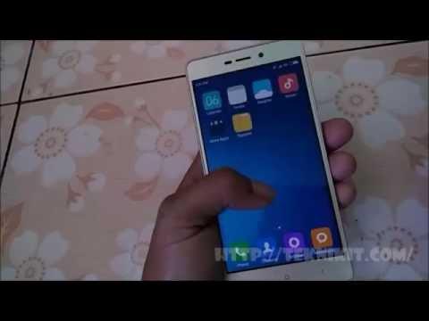 Cara Update MIUI 8 Xiaomi Redmi 3 Tanpa PC