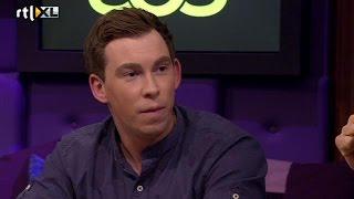 Hardwell: Ik heb letterlijk niet geslapen - RTL LATE NIGHT