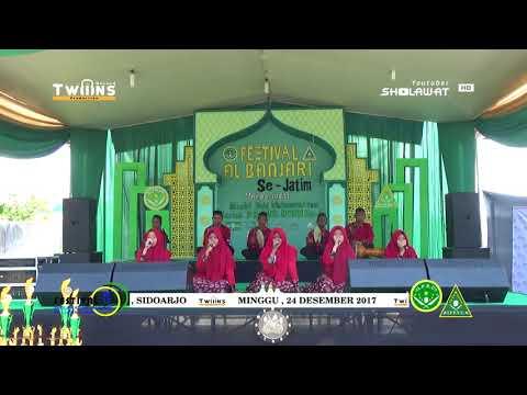 El Hasanuddin Best Jingle - Fesban Kedungturi 2017 Mp3