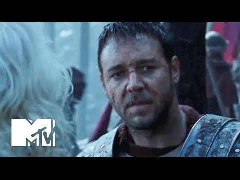 Russell Crowe Reflects On Filming 'Gladiator' & Its Legacy | MTV News