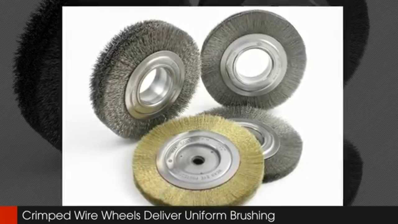 Which Wire Wheel Brush Do You Need? - YouTube
