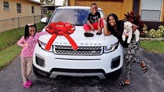 SURPRISING MY WIFE WITH  HER DREAM CAR!!!