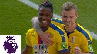 Crystal Palace regain the lead through Wilfried Zaha against Arsenal | Premier League | NBC Sports