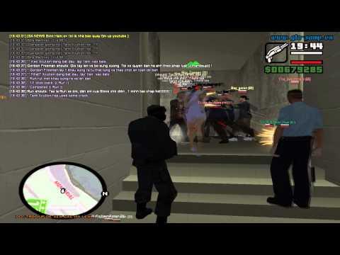 [GTA-SAMP.VN] Department in action