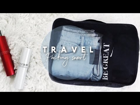 Travel Tips on How To Pack Light