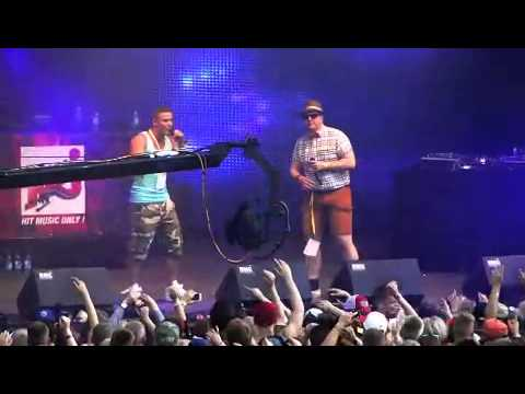 Skandaali - Sun Muijas (Summer Up 2013) Live