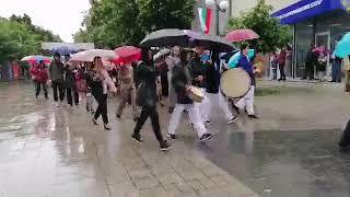 Шествие за 24 май в Бургас