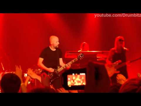 [FullHD] Moby - Flower @ Live in Moscow 2011