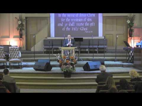 """The Power of the Fire"" Rev. Gordon Winslow January 29th 2017 SunAM"