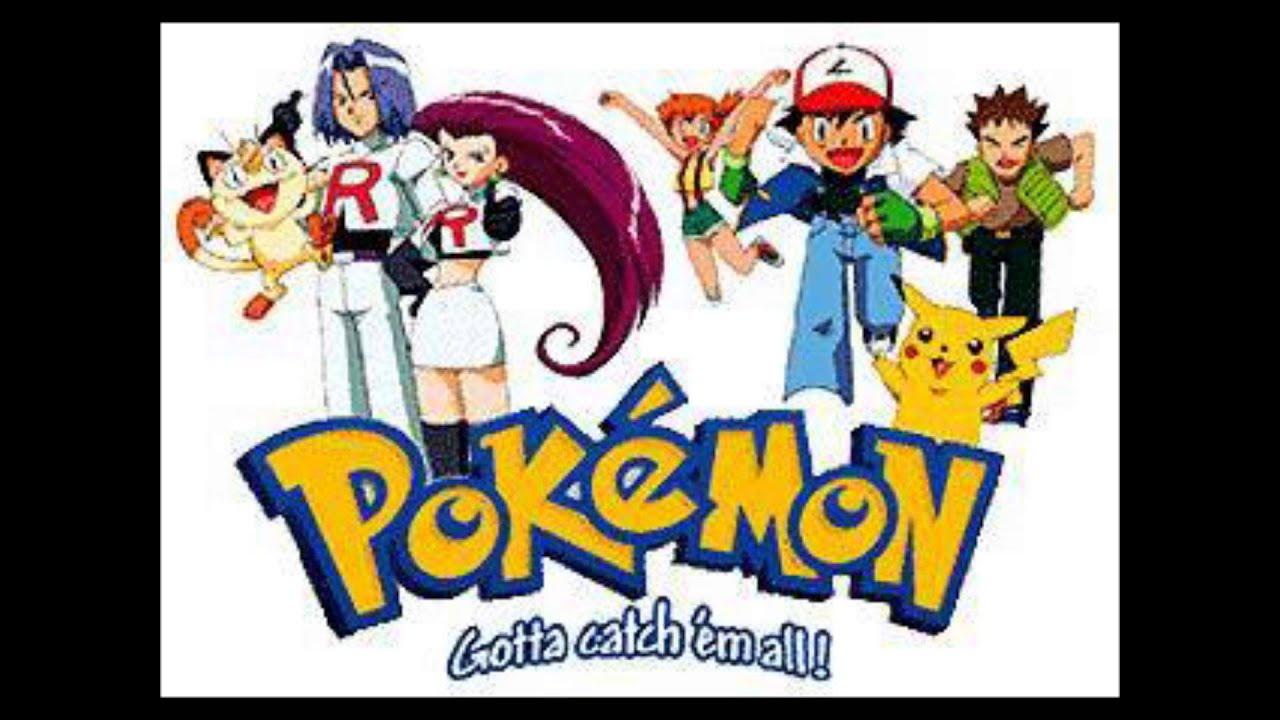 Pokemon Anime - Kanto/Champion Rival Battle (Extended ...