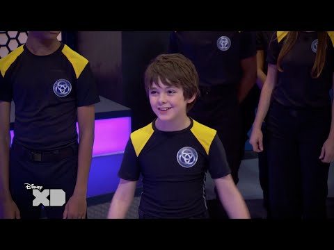 Lab Rats - Spin! - Official Disney XD UK HD