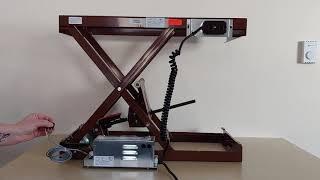 Baixar ESSL-A Single Scissor lift sound check