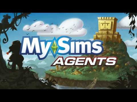 Shirley's Hair 'n Nails - MySims Agents