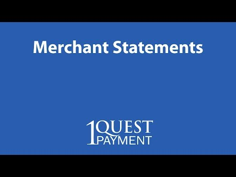 How to Read Your Merchant Services Statement - Credit Card processing Orlando FL