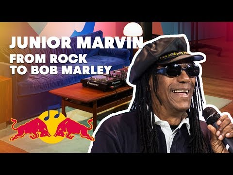 Junior Marvin Lecture (Montréal 2016) | Red Bull Music Academy
