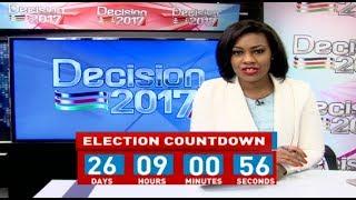 LIVE: Watch #NTVTonight news with Victoria Rubadiri