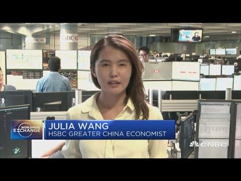 Wang: Weak manufacturing driving China's economic slowdown